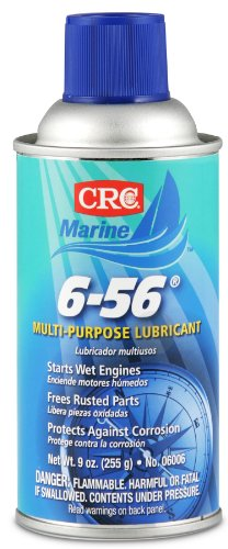 CRC Marine 6-56 Multi-Purpose Lubricant