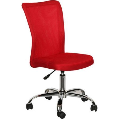 Mainstays Desk Chair Red
