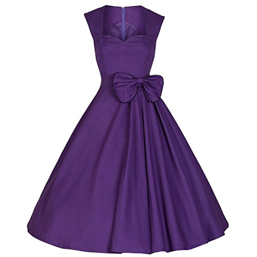 Women's Ball Gown Prom Party Formal Celeb Evening Maxi Dress - 4
