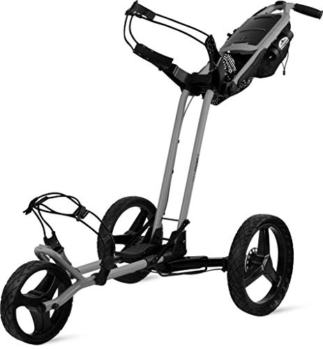 Sun Mountain Pathfinder 3 Push Cart Grey/Black