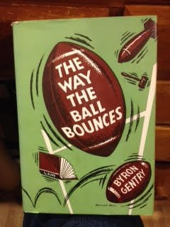 The Way the Ball Bounces (autographed with personalzed - Autographed Ball Company
