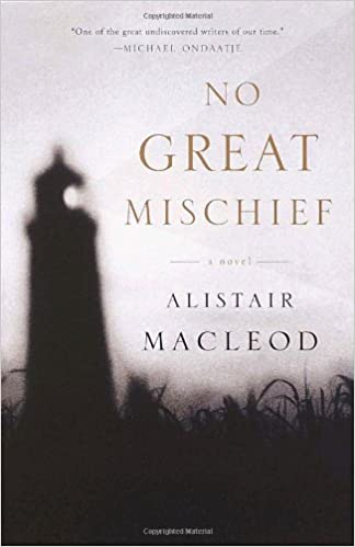 Image result for no great mischief