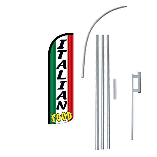Italian Flag Sign - NEOPlex -