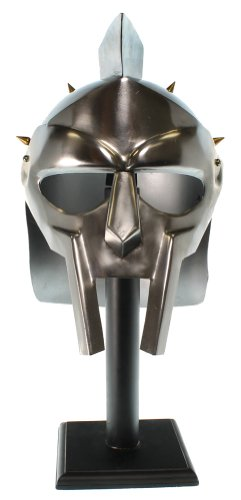 Steel Gladiator Helmet
