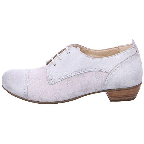Gris Brako Lacets Pour De Femme Ville À Chaussures w8qC80T