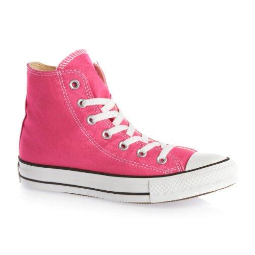 Converse CTA temporada de la zapatilla de deporte hi 015850-550-13 para mujer Rojo