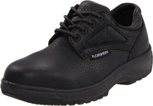 Florsheim Work Men's FS2416 Work Shoe,Black,9 D US