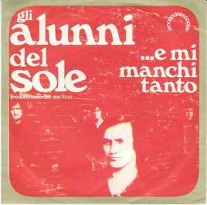 """Price comparison product image (VINYL 7"""") E Mi Manchi Tanto / Ritornelli Inventati"""