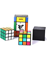 Hollow square to do a Rubik's cube trick in one second - magic tricks