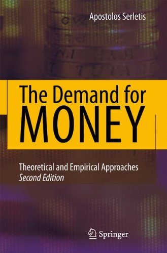 The Demand for Money: Theoretical and Empirical Approaches pdf