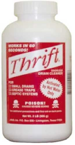 Thrift T 200 Drain Cleaner 2 Pound product image