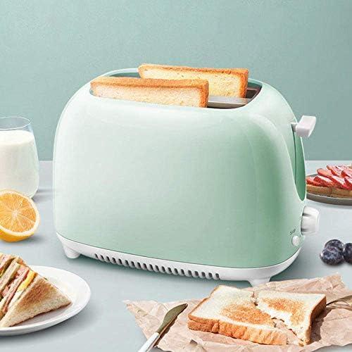 NLRHH Sandwich Toastie Maker avec Grille-Pain Accueil Mini Automatique Petit déjeuner Grille-Pain Peng