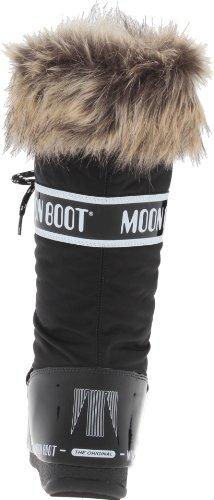 Tecnica Damen Moon Boot WE Monaco Boot Schwarz