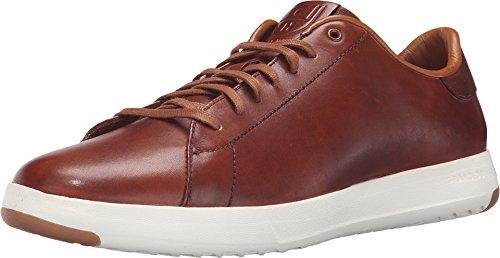 Cole Haan Men's Grandpro Tennis Fashion Sneaker, Woodbury Handstain, 10.5 M US