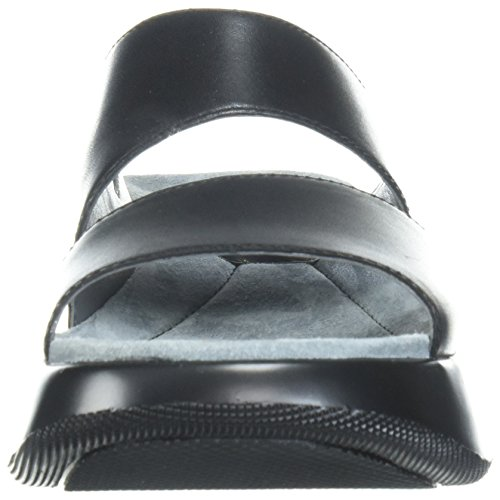 Women's Slide Lana Full Black Grain Sandal Dansko Udq7pU