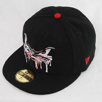 New Era 59fifty Lake Elsinore Storm Spring Melt Black Fitted 5950 Hat Cap Amazoncouk Clothing