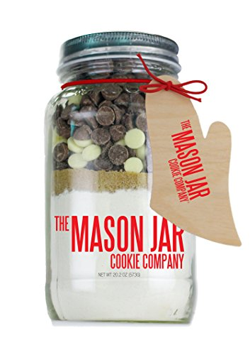 The Mason Jar Cookie Company Triple Chocolate Scone Mix, 20.2 Ounce (Mix Scone Chocolate)