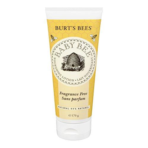 Burt's Bees Baby Nourishing Lotion, Fragrance Free, 170g