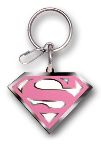Supergirl Enamel Key Chain KEYU1 004030R31
