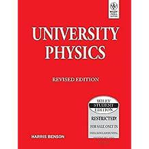 University Physics, Revised ed