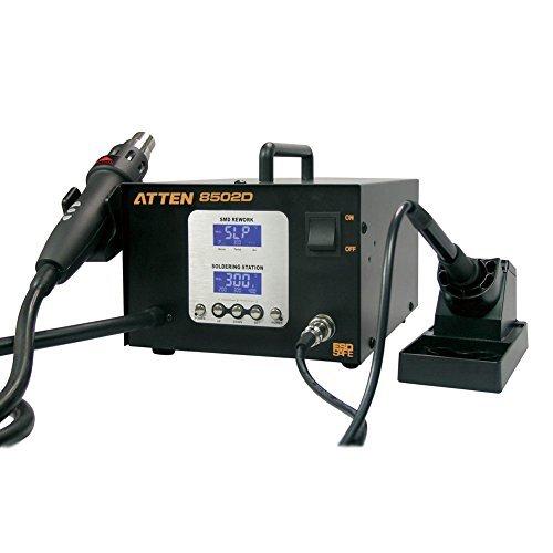 Suena AT8502D combinada para estación de soldadura y de estación de aire caliente 800 W entre