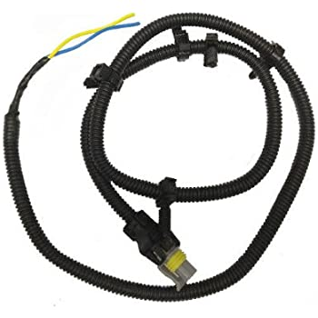anti lock braking abs wheel speed sensor wire harness for buick cadillac chevrolet. Black Bedroom Furniture Sets. Home Design Ideas