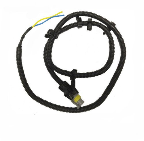 41XN6KH3FxL amazon com anti lock braking abs wheel speed sensor wire harness  at crackthecode.co