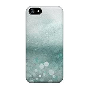 Hot Tpye Mysterious Blues Case Cover For Iphone 5/5s