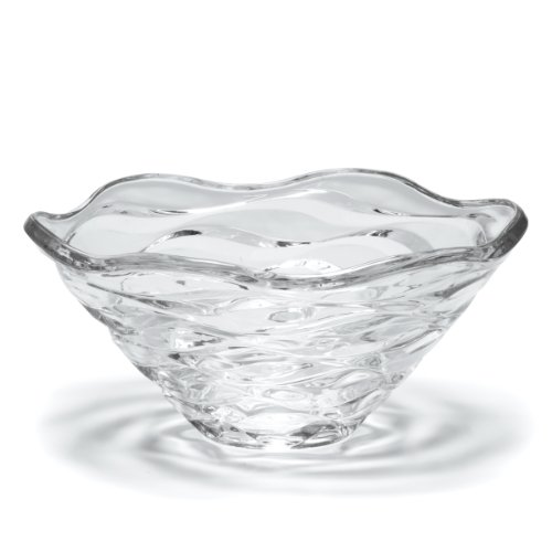 - Mikasa Atlantic Crystal Decorative Bowl, 11.5-Inch