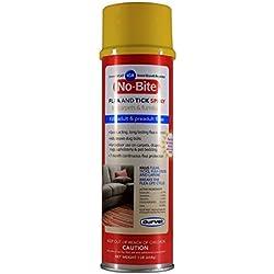 Durvet 011-1134 No Bite IGR Flea & Tick House & Carpet Spray, 16 oz