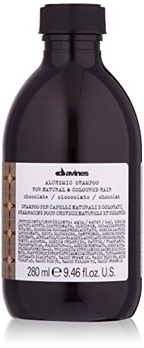 Davines Alchemic Shampoo, Chocolate, 9.46 fl. oz.