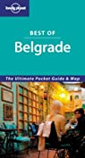 Lonely Planet Best of Belgrade par Stone