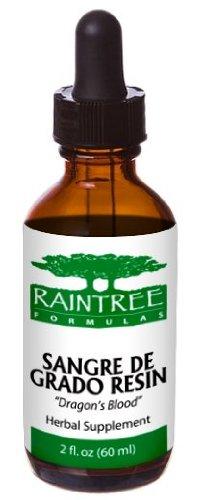 Raintree Formulas Sangre de Grado extract 2oz (Croton lechleri resin)