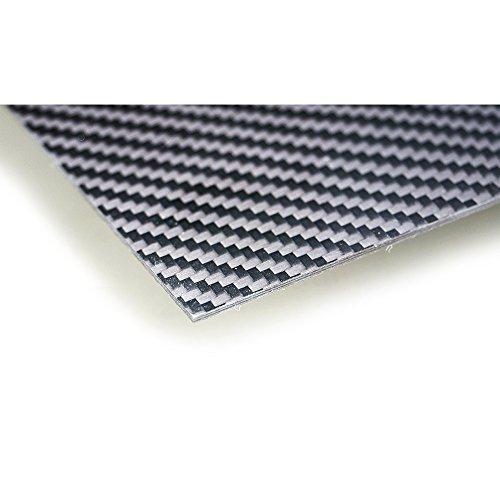 ARRIS 200X300X1.5MM 100% 3K Carbon Fiber Plate Panel Sheet 1.5mm Thickness (Matt Surface) Carbon Fiber Sheet