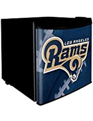 Los Angeles Rams Dorm Room Refrigerator