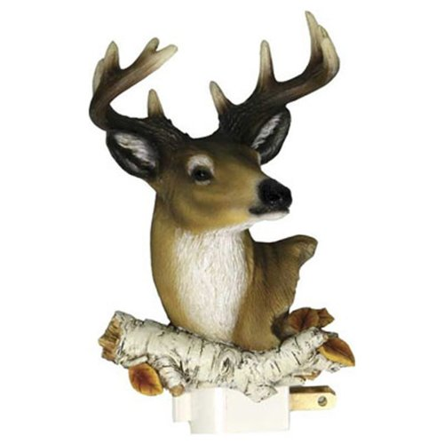 Rivers Edge Products Deer 3D Night Light