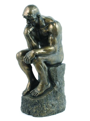 Pacific Trading The Thinker Statue 8688