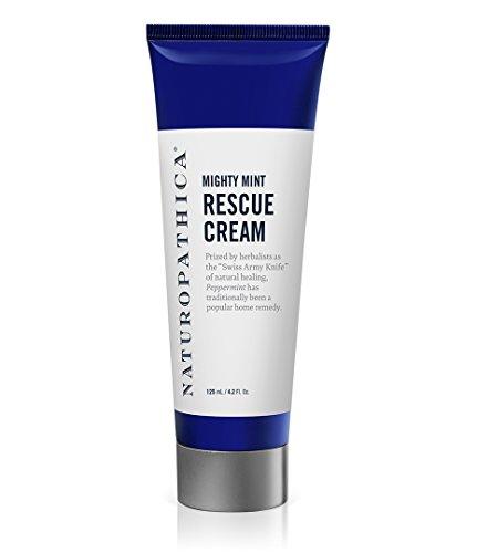Naturopathica Mighty Mint Rescue Cream 4.2 - Massage Cream Mint