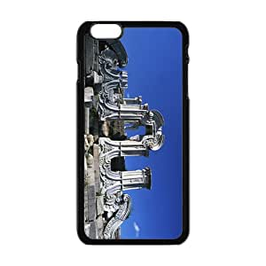 Ruins Architecture Hight Quality Case for Iphone 6plus