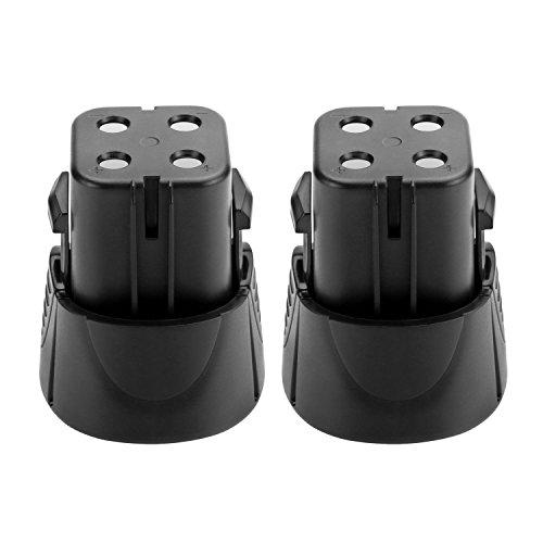 (Odec Dremel 7300 Battery, Dremel 755-01 Battery 3000mAh 4.8V for 7300-N/8 MiniMite, 7300-PT Pet Nail Grooming Tool (2 Pack))