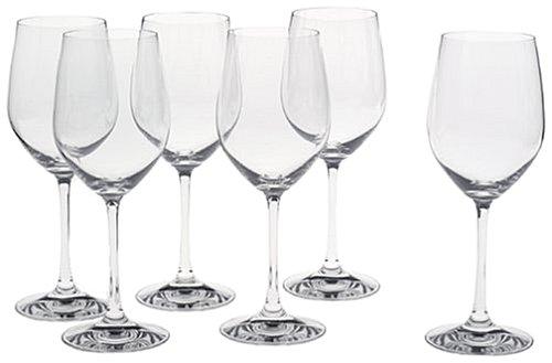 Spiegelau Vino Grande Red Wine Glasses, Set of 6 Vino Grande Red Wine