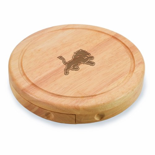 Detroit Lions Brie Cheese Board