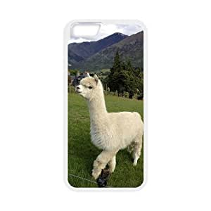"""EZCASE Lama Pacos Phone Case For iPhone 6 Plus (5.5"""") [Pattern-4]"""