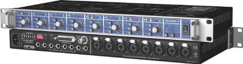 (RME OctaMic II, 8 Channel Line in/Microphone Pre Amp)