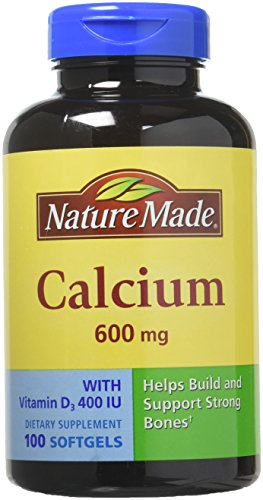 Top 7 Nature Made Calcium Softgel