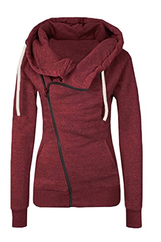 Sovoyant Womens Active Fleece Sweatshirt