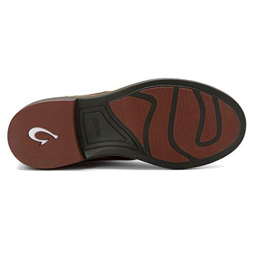 seal Chukka Brown Pahoa Boot Black Olukai Men's Ux6RqR