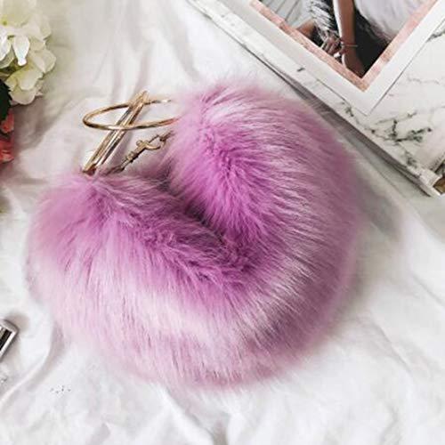 Donna Per Hungrybubble Purple color A Borsa Tracolla Orange Donna 1FtqwtXx