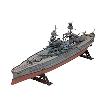 Revell 1:426 USS Arizona Battleship: Toys & Games