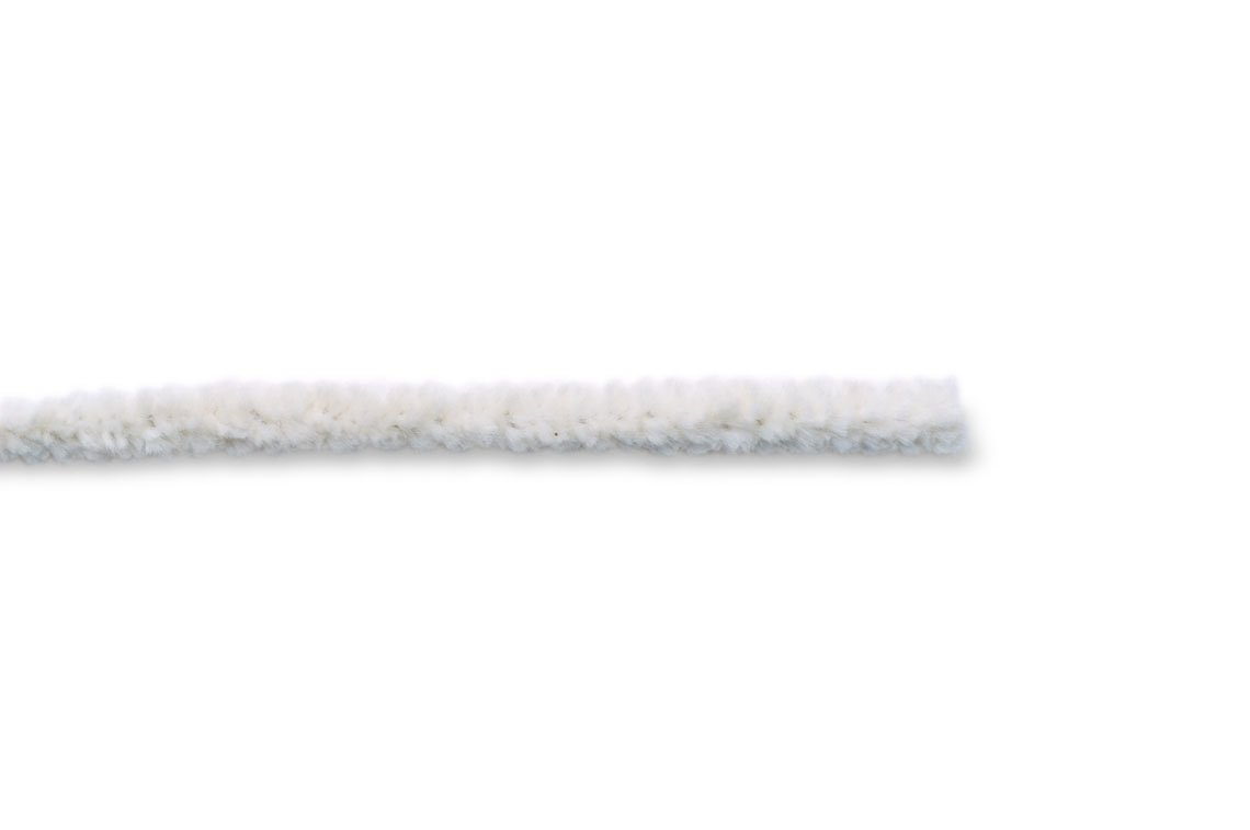 Cotton Key Surgical PC-200C Pipe Cleaner 50 Roll .250 Diameter